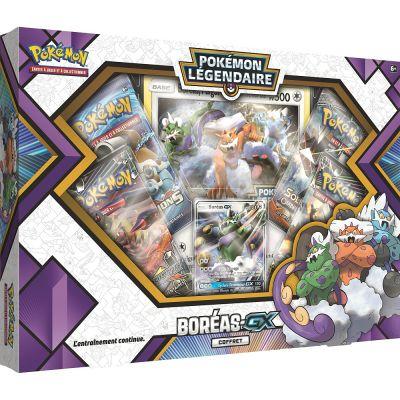 Coffret Pokémon Légendaire : Boréas GX