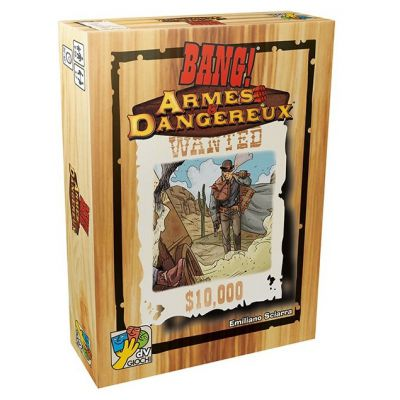 Jeu de carte Bang ! Armés & Dangereux