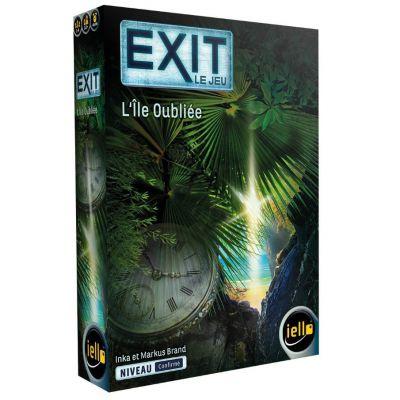 Coopératif Exit : L'île Oubliée