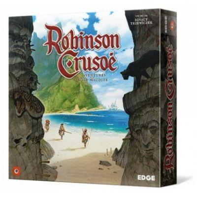Coopératif Robinson Crusoé - Aventures sur l'île Maudite