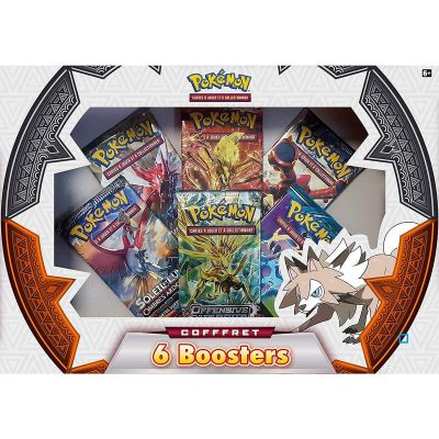 Coffret 6 Boosters 2018