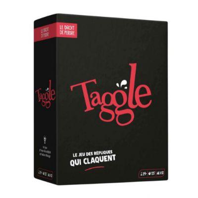 Jeu de carte Taggle - Nouvelle version