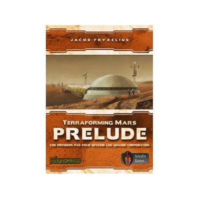 Jeux Terraforming Mars - Extension : Prélude