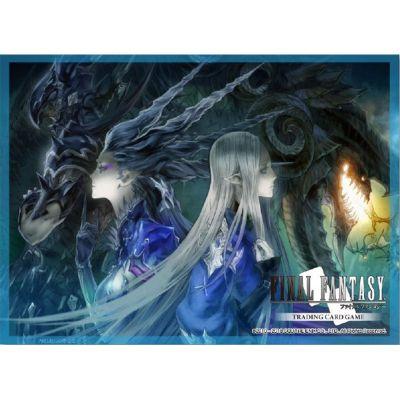 Protèges Cartes Final Fantasy XIV B Shiva & Ysayle X60 Standard