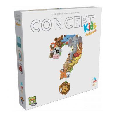 Jeu de carte Concept Kids