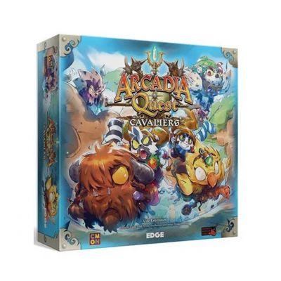 Exploration Arcadia Quest : Cavaliers