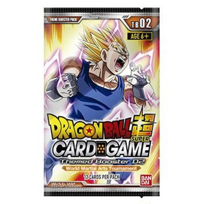 Boosters Français Theme Boosters Serie 2 - TB02 - World Martial Arts Tournament