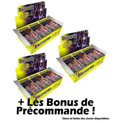 Boosters Français V2 - Les Étrangers du Nouveau Valhalla - Lot De 3 Boites De 36 Boosters