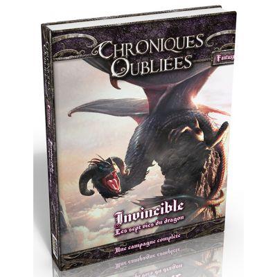 Aventure Chroniques Oubliées : Invincible - Les sept vies du dragon