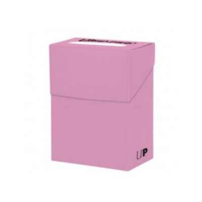 Boites de Rangement Deck Box Ultrapro - Hot Pink (Rose)
