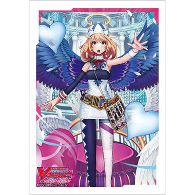 Protèges Cartes Format JAP Import Jap Par 70 - Mini Vol. 358 : Solidify Celestial, Zerachiel (Angel Feather)