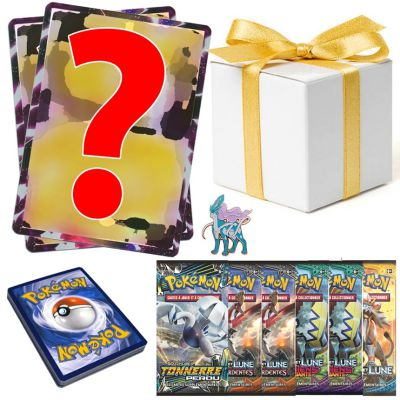 Lots de Produits Maxi Coffret Cadeau Pokémon De Noël 2018