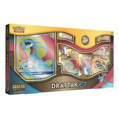 Coffret SL7.5 Collection spéciale Majesté des Dragons – Drattak GX