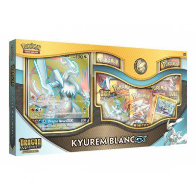 Coffret SL7.5 Collection spéciale Majesté des Dragons – Kyurem Blanc GX