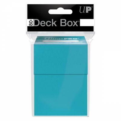 Boites de Rangement Deck Box Ultrapro - Bleu Clair