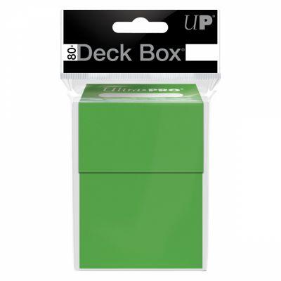 Boites de Rangement Deck Box Ultrapro - Vert