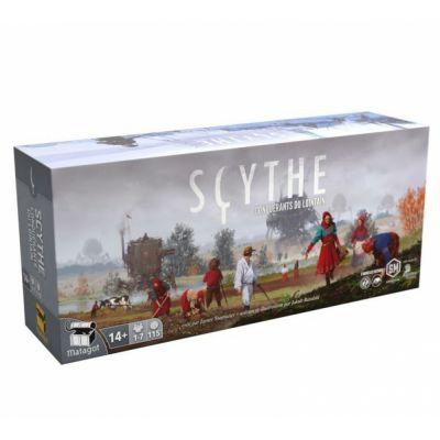 Gestion Scythe - Conquérants du Lointain