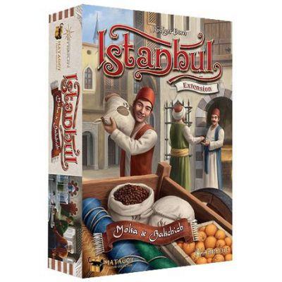 Gestion Istanbul - Moka et Bakchich