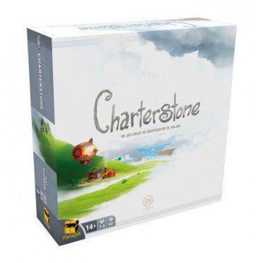 Jeu de Plateau Charterstone
