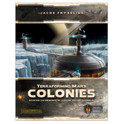 Jeux Terraforming Mars - Extension : Colonies