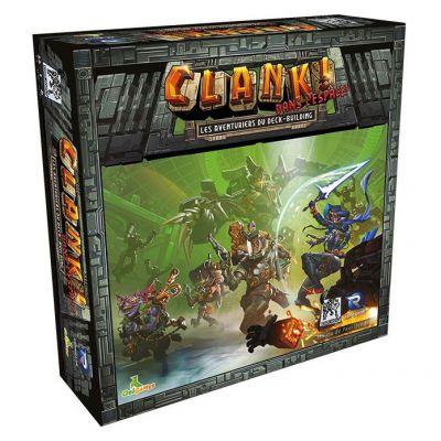 Jeux CLANK ! - Dans l'Espace !