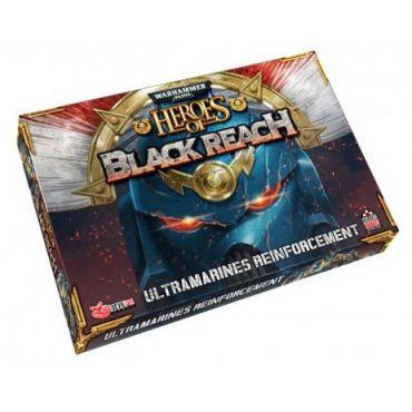 Jeu de Plateau Heroes of Black Reach - Renfort Ultramarines