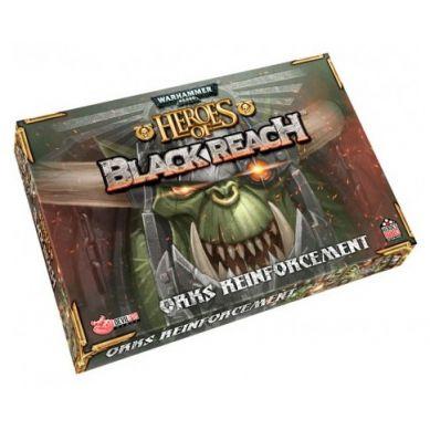 Jeu de Plateau Heroes of Black Reach - Renfort Ork