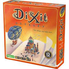 Jeux Dixit Odyssey