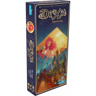 Jeux Dixit - Extension - Memories