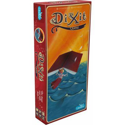 Jeux Dixit - Extension - Quest