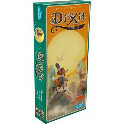 Jeux Dixit - Extension - Origins