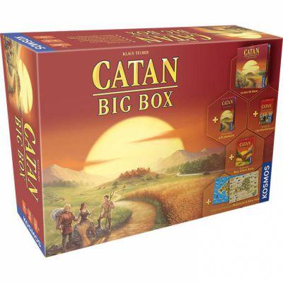Gestion Catane - Big Box