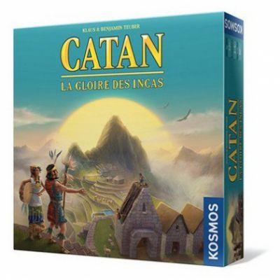 Gestion Catane : La Gloire des Incas