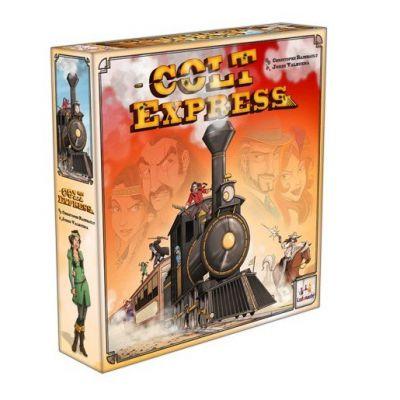 Jeu de cartes Colt Express - Edition Augmentée