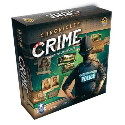 Enigme Chronicles of Crime