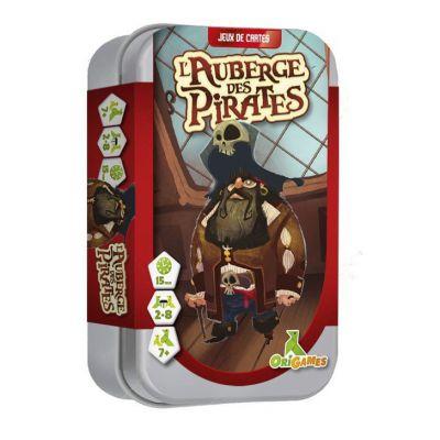 Jeu de carte L'auberge des Pirates