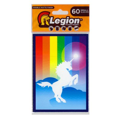 Protèges Cartes Format JAP Legion - Sleeves Mini Par 60 - Unicorn