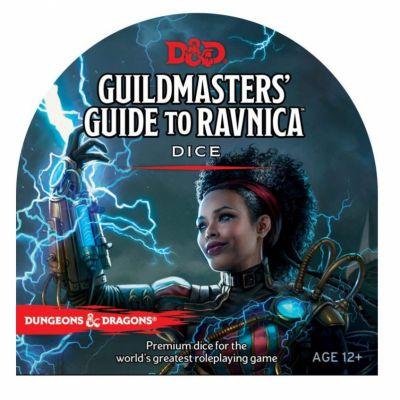 Jeu de Rôle D&D5 - Guildmasters' Guide to Ravnica - Dice Set