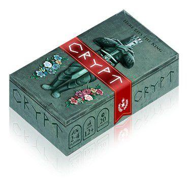 Jeu de cartes Crypt