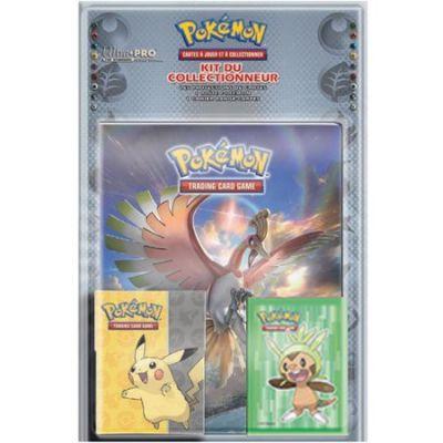 Accessoires Pokémon Kit du Collectionneur 2019