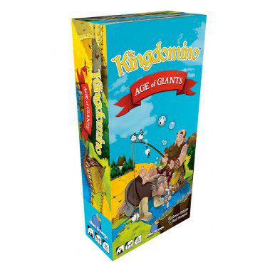 Gestion Kingdomino - Age of Giants