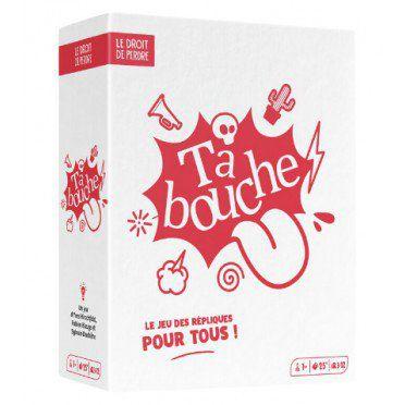 Jeu de carte Ta Bouche