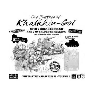 Coopératif Mémoire 44 : La Bataille de Khalkhin-Gol
