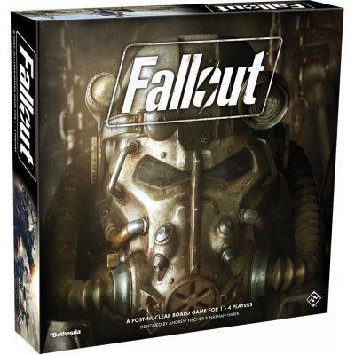 Jeu de Plateau Fallout