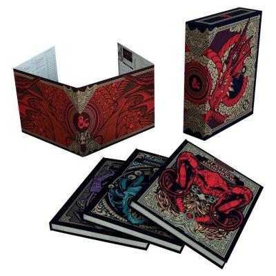 Aventure Dungeons & Dragons ® Cinquième édition - Core Rulebook Gift Set - Limited Edition