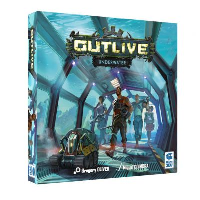 Gestion Outlive - Underwater