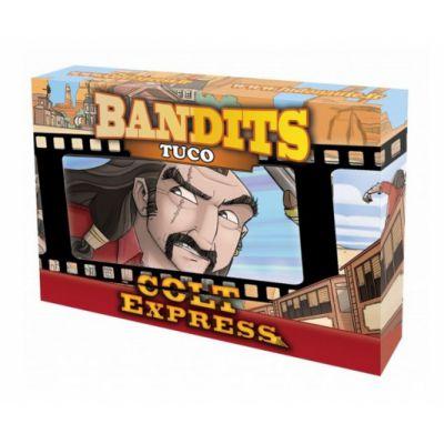 Jeu de cartes Colt Express - Bandits : Tuco