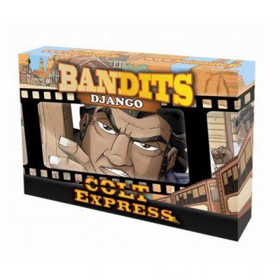 Jeu de cartes Colt Express - Bandits : Django