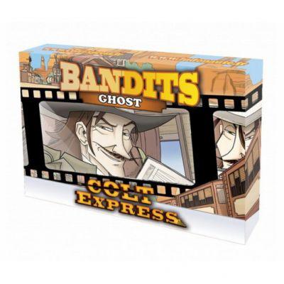 Jeu de cartes Colt Express - Bandits : Ghost