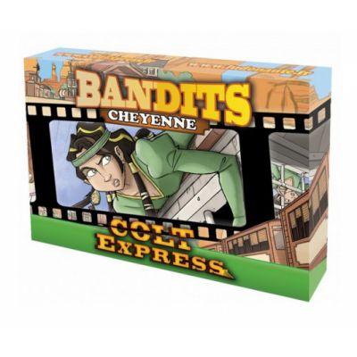 Jeu de cartes Colt Express - Bandits : Cheyenne